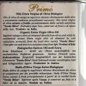 Olio Extra Vergine di Oliva Primo Biologico Cutrera 3 lt