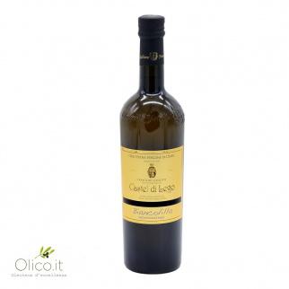 Huile d'Olive Extra Vierge Monovariétale Biancolilla Castel di Lego 750 ml