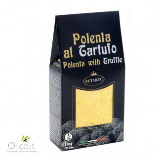 Polenta avec Truffes 350 gr
