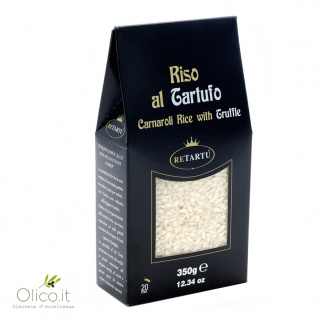 Carnaroli Rice with Truffle 350 gr