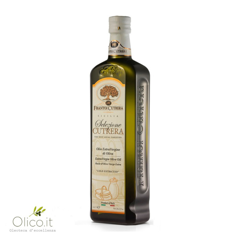 Huile d'Olive Extra Vierge Selezione Cutrera