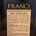 Olio Extra Vergine di oliva Novello 2019 Anteprima Franci