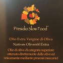 Organic Extra Virgin Olive Oil PGI Sicily 1 lt