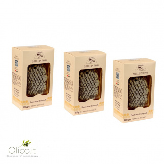 Pakket van 3 Pure Natuurlijke Honingraten met Italiaanse Honing 100 gr x 3
