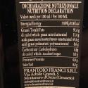 Selezione Olio Extra Vergine di Oliva Riserva Franci: Villa Magra, Trebbiane, Olivastra 500 ml x 3