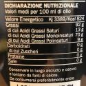 Olio Extra Vergine di Oliva Intini Affiorato 500 ml