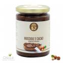 Cocoa and hazelnuts Spreadable Cream 370 gr