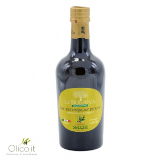 Extra Virgin Olive Oil Monocultivar Bosana  500 ml