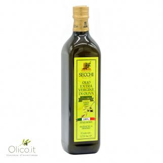 Huile d'Olive Extra Vierge Fruitée Antichi Sapori 750 ml