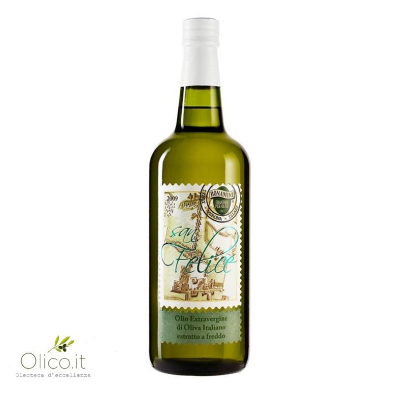 Olio Extra Vergine di Oliva San Felice Bonamini 1 lt