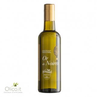 Extra Virgin Olive Oil Or de Noires Bonamini 500 ml