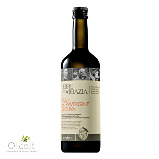 Extra Virgin Olive Oil Terre dell'Abbazia 750 ml