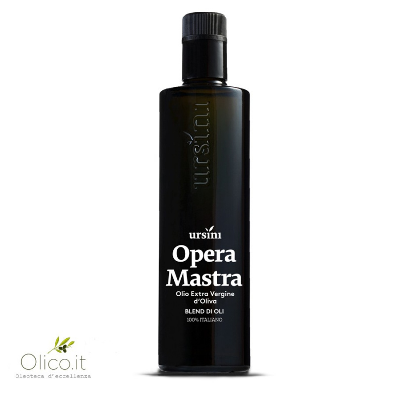 Extra Virgin Olive Oil Opera Mastra 500 ml