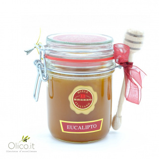 Eucalyptus Honey 400 gr
