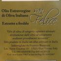 Huile d'Olive Extra Vierge San Felice Bonamini 5 lt