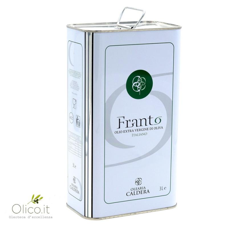 Olio Extra Vergine di Oliva Franto 3 lt