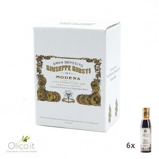 Gourmet-Glasur mit Balsamessig aus Modena IGP 150 ml x 6