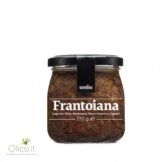 Frantoiana pasta sauce 170 gr