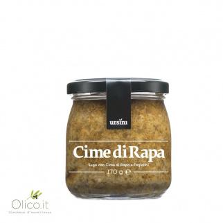 Rübengrüne pasta sauce 170 gr