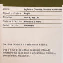 Olio Extra Vergine di Oliva Monocultivar Olivastra 500 ml