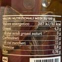 Oignons Rouges avec épices à l'huile d'olive extra vierge 260 gr