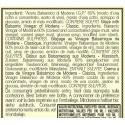 Crème à base di Vinaigre Balsamique de Modène IGP 150 ml
