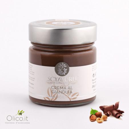 Gianduia Cream
