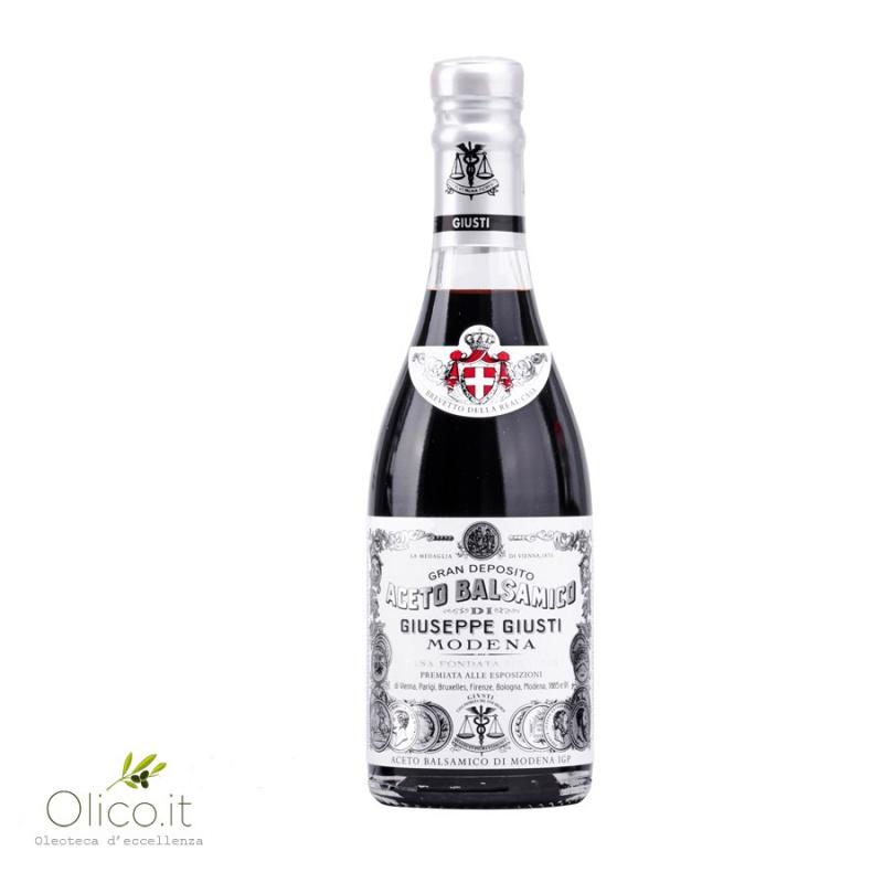 Aceto Balsamico di Modena IGP 1 Medaglia Argento 250 ml