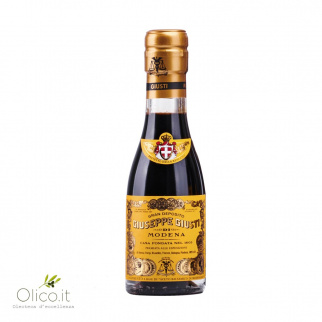 "Balsamic Vinegar of Modena PGI 4 Gold Medals ""Quarto Centenario"" 100 ml"
