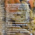 Misto Funghi dal fresco in Olio Extra Vergine di Oliva 260 gr