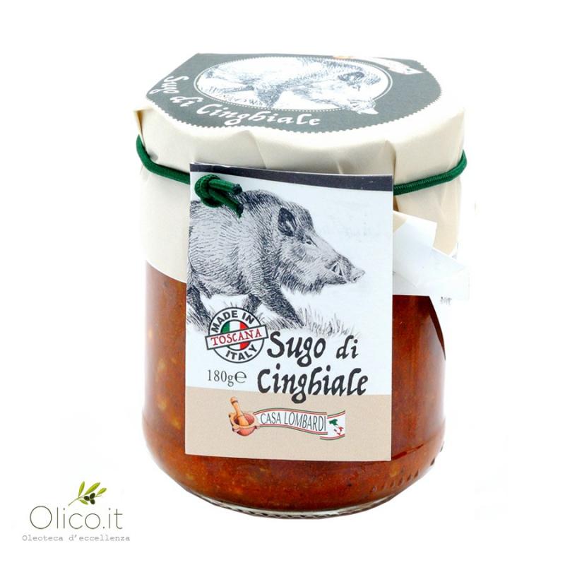 Sauce ragoût de Sanglier 180 gr