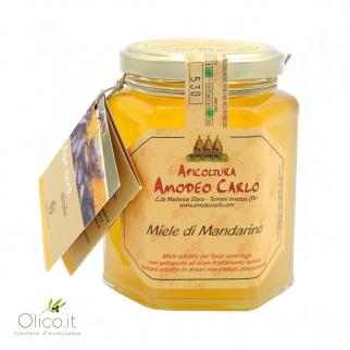 Miele di Mandarino Ape Nera Sicula 400 gr