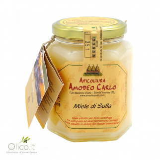 Sulla Honey - Sicilian Black Bee