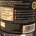 Tris Vinaigres Balsamiques ReModena - Blanc, Classique IGP, Pomme