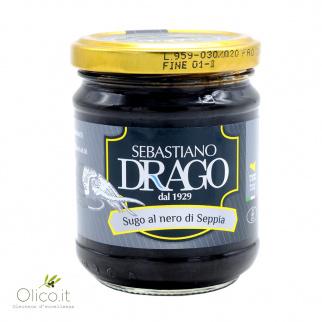 Squid Ink sauce 190 gr