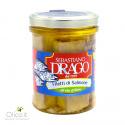 Filetti di Salmone all'olio di oliva 200 gr