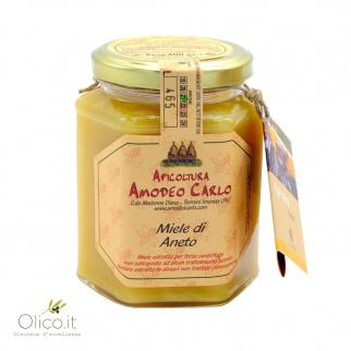 Dill Honey - Sicilian Black Bee