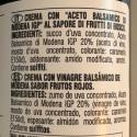 Balsamic Glaze with Vinegar of Modena PGI 250 ml