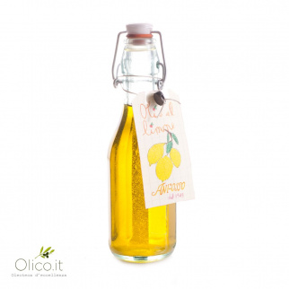 Extra Virgin Olive Oil withe Lemon