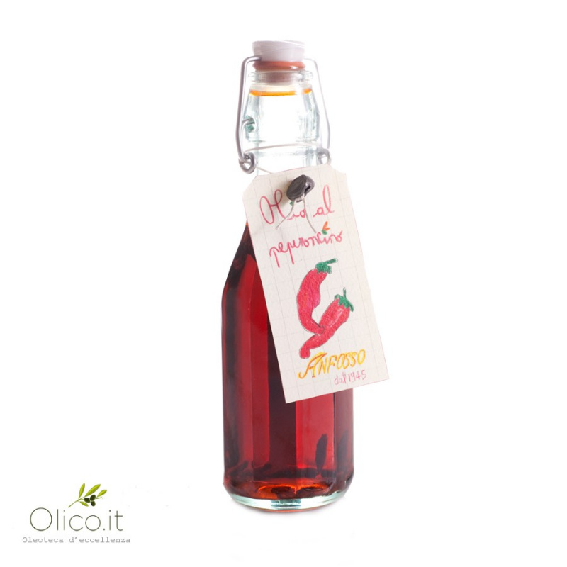 Extra Virgin Olive Oil with Chilli Pepper