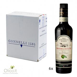 Olio Extra Vergine di Oliva Raccolta di Olive Verdi 500 ml