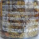 Cime di rapa in olio extra vergine di oliva