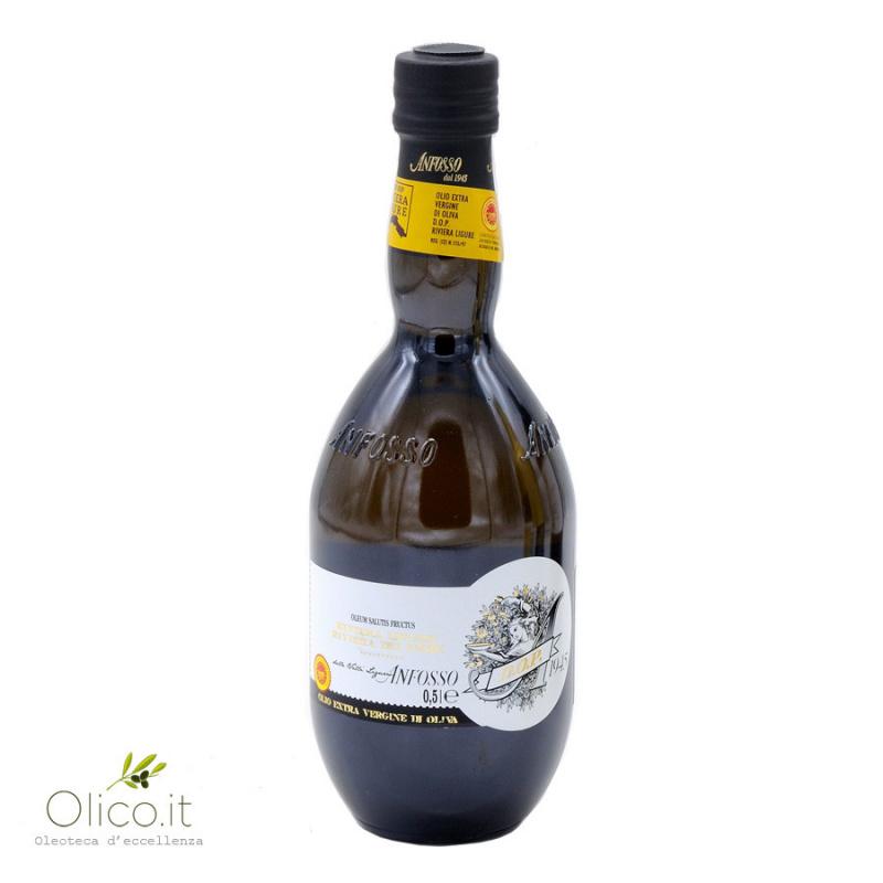 Huile d'Olive Extra Vierge AOP Riviera Ligure - Riviera dei Fiori