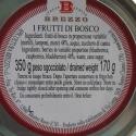 Frutti di Bosco Sciroppati