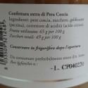 Confettura Extra di Pera Coscia