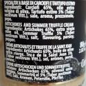 Spécialité à base d'artichauts et truffe d' été