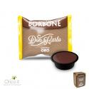 50 GOLD Blend Capsules Borbone Compatible Lavazza A Modo Mio*