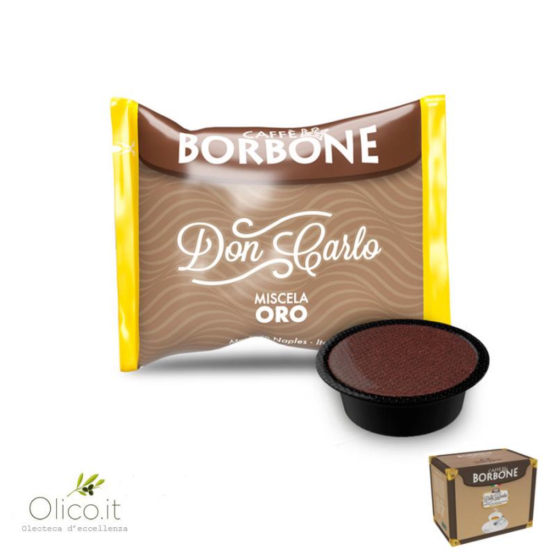 100 Capsules Borbone mélange OR compatibles Lavazza A Modo Mio*