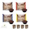 Set dégustation Borbone: 200 capsules mélanges assortis compatibles Lavazza a Modo Mio*