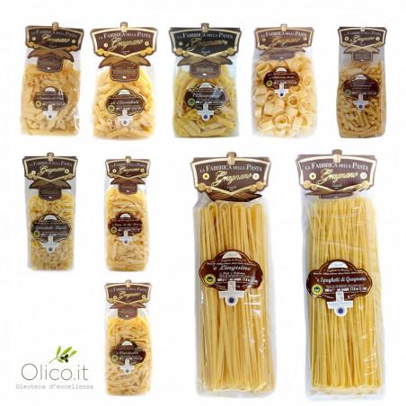 Family Pack Pasta di Gragnano  IGP - 500 gr x 10
